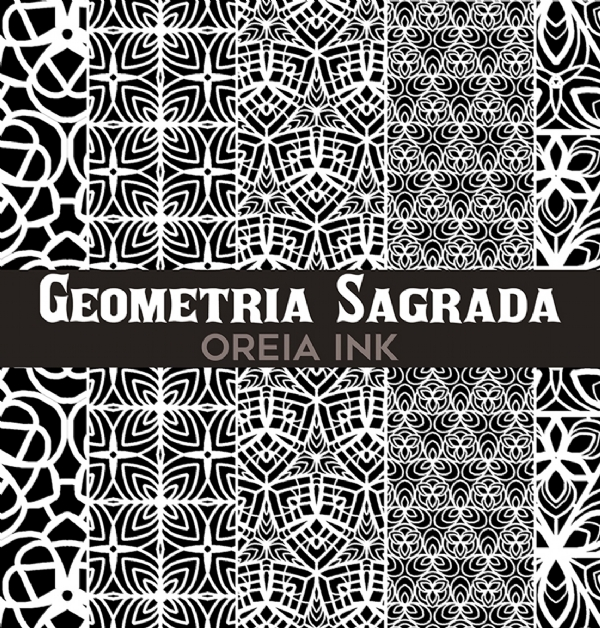 Sketchbook Geometria Sagrada