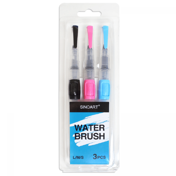 Water Brush Sinoart Kit Com 3 Unidades IMG-155876