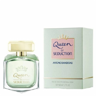 Queen of Seduction Antonio Banderas - Perfume Feminino 80ML - Eau de Toilette