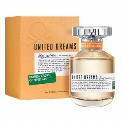 Perfume United Dreams Stay Positive Eau De Toilette Feminino