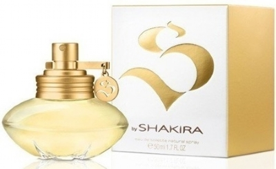 By Shakira Eua de Toilette 80 ml