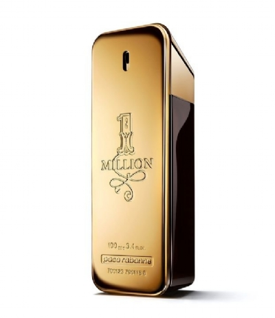 1 Million Paco Rabanne Eau de Toilette - Perfume Masculino 100ml