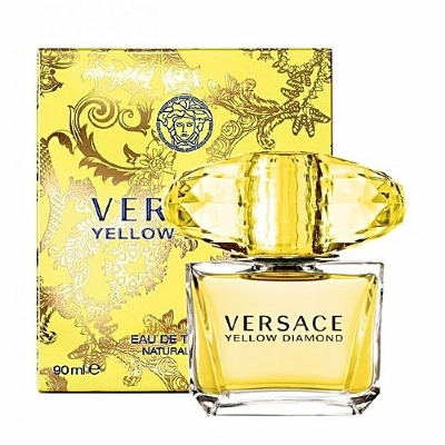 Yellow Diamond Versace Eau de Toilette - Perfume Feminino 90ml