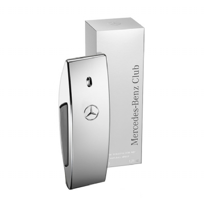 Mercedes-Benz Club(  (Prata)  Eau de Toilette - Masculino 100ml
