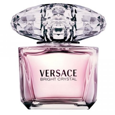 Bright Crystal Feminino Eau de Toilette 50ml - Versace
